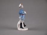 Статуэтка Фигурка Гармонист и плясуньи (5  штук), фото №5