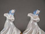 Статуэтка Фигурка Гармонист и плясуньи (5  штук), фото №7