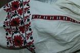 Сорочка вышиванка старинная №42, фото №7