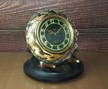 Часы настольные МАЯК Снежинка (3 штуки), фото №3