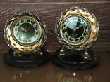 Часы настольные МАЯК Снежинка (3 штуки), фото №9