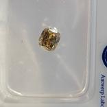 Бриллиант / діамант / 0,33 карат(красивый цвет), фото №7