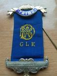 Серебряная награда Старинного Королевского Ордена Буйволов, фото №8