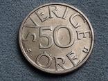 Швеция 50 эре 1982 года, фото №2
