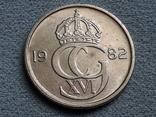 Швеция 50 эре 1982 года, фото №3