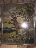 Мозаичное полотно Олень, фото №3