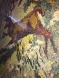 Мозаичное полотно Олень, фото №7