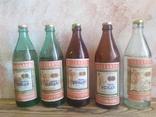 Русская Водка 0.5Л 5 бутылок СССР, фото №2