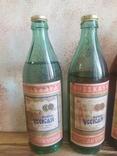Русская Водка 0.5Л 5 бутылок СССР, фото №3