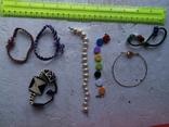 Бижутерия браслеты, фото №3
