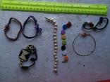 Бижутерия браслеты, фото №2