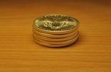 1 доллар 2013г. Американский серебряный орел. 5шт., фото №4