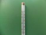 СССР.  Термометр на 350 градусов Цельсия.  1956 год., фото №3