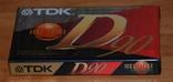 Касcета новая TDK D90, фото №3