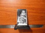 Сувенир из оргстекла Зимний пейзаж СССР, фото №2