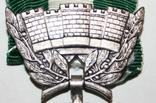 """Почётная медаль чести """"Департаментов и Коммун Франции"""" VI степени (Франция), фото №4"""