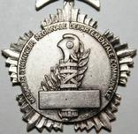 """Почётная медаль чести """"Департаментов и Коммун Франции"""" VI степени (Франция), фото №6"""