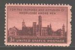 США. 1946. 100 лет Смитсоновскому институту **., фото №2