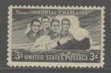 США. 1948. Четыре капеллана **., фото №2