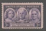США. 1948. Известные женщины **., фото №2