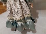 Кукла фарфоровая (лот 1), фото №7