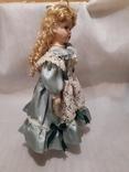 Кукла фарфоровая (лот 1), фото №8