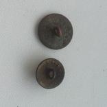 Лот 31. Две старинных пуговицы., фото №4