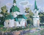 Воскресенська церква м. Седнів, фото №2
