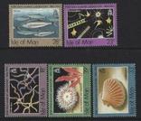 О-в Мэн 1992 морские животные, фото №2