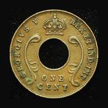 Британская Восточная Африка 1 цент 1930, фото №3