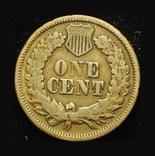 США цент 1864, фото №3