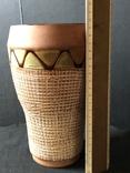 Ваза Керамика Авторская, фото №5