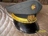 Фуражка  генеральская   австрийская  армия. раз. 58., фото №7