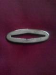 Обойма и стакан на ножны кинжала СС СА копия, фото №3