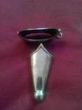 Обойма и стакан на ножны кинжала СС СА копия, фото №7