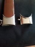 Обойма и стакан на ножны кинжала СС СА копия, фото №10