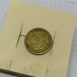 1935 Германия. 10 пфенингов, фото №2