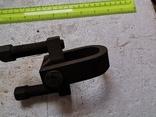 Скоба карабин металлический зажим замок тяга кронштейн прицеп, фото №4
