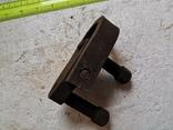 Скоба карабин металлический зажим замок тяга кронштейн прицеп, фото №8