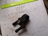 Скоба карабин металлический зажим замок тяга кронштейн прицеп, фото №10