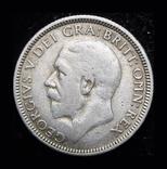 Великобритания шиллинг 1932 серебро, фото №3