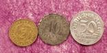Лот монет Веймарской республики, фото №3