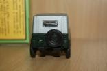 Модель-копия УАЗ-469 пластмасса 1к43 Херсон в упаковке, фото №4