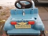 Педальная машина, фото №2