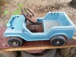 Педальная машина, фото №7