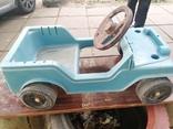 Педальная машина, фото №10
