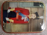 Коробка Edward Sharp and Sons Ltd Queen Elizabeth королева Елизавета 50 годы, фото №7