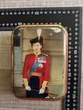 Коробка Edward Sharp and Sons Ltd Queen Elizabeth королева Елизавета 50 годы, фото №10