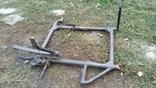 М72 - рама коляски, фото №2