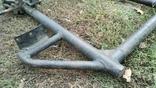 М72 - рама коляски, фото №3